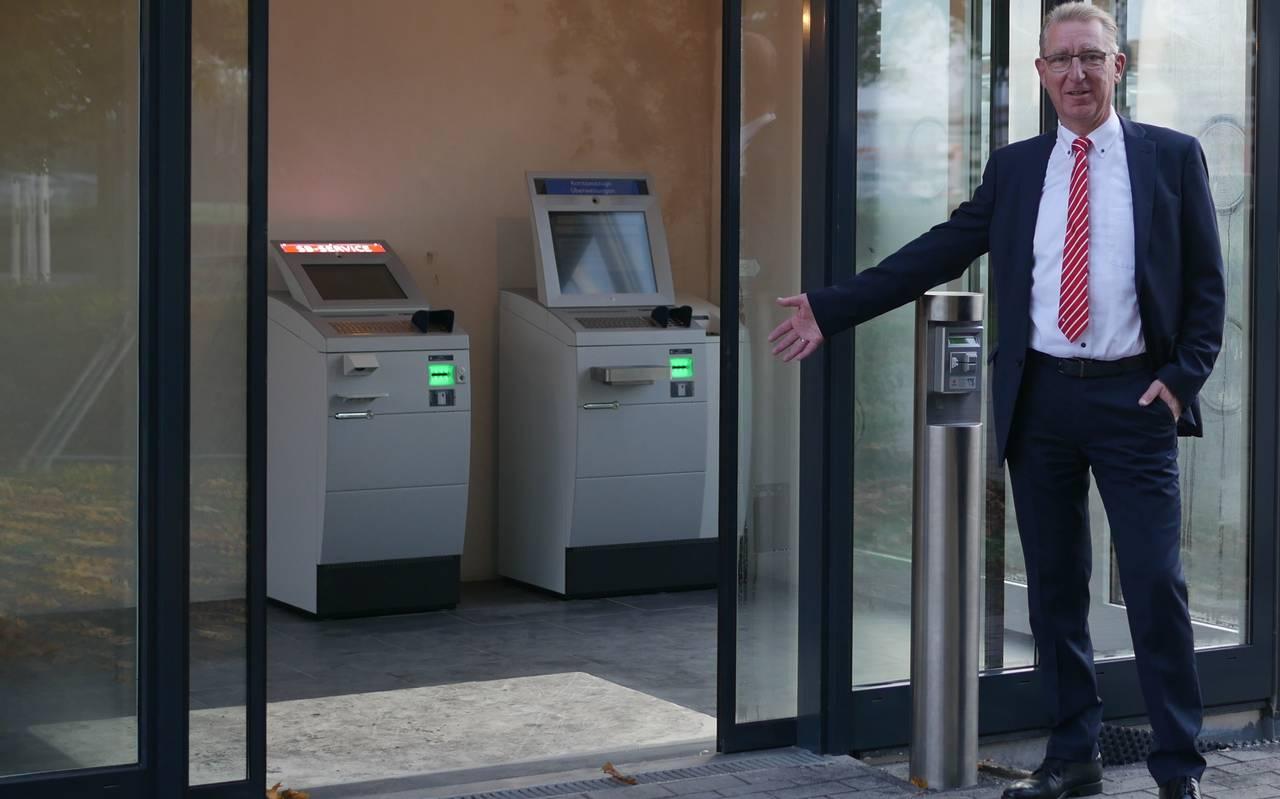 Geldautomat Norderney