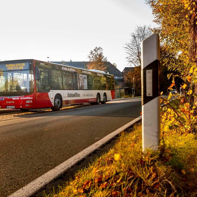 Busfahrplan 200