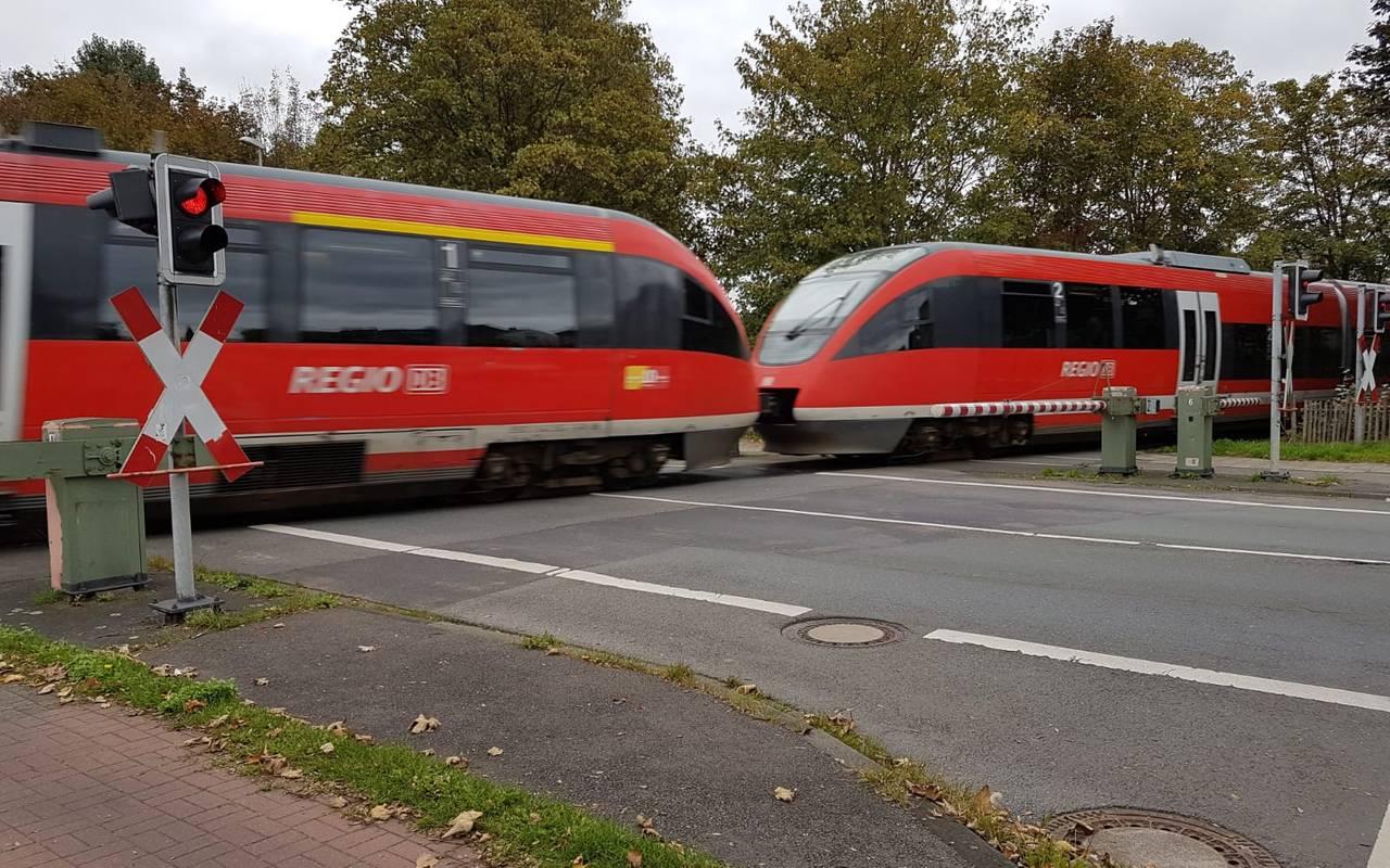 Volle Züge